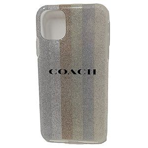 Coach Case for Apple iPhone 11 Pro Max (2019) - Glitter Americana